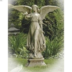 Garden Angel Outdoor Statue 11465