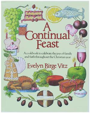 A Continual Feast - Cookbook