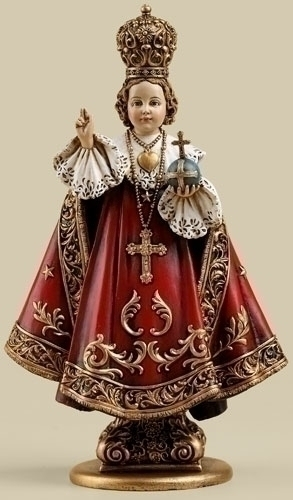 Infant of Prague Statue - 6 inch