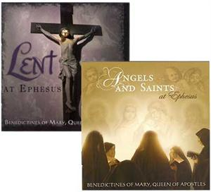 Ephesus Bundle: Lent at Ephesus with Angels and Saints