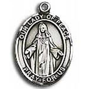 Our Lady of Peace Medal