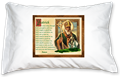 St Patrick Prayer Pillowcase