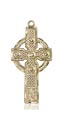 14kt Gold Cross Medal #86943