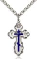 Sterling Silver St. Olga Necklace #86968