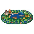 Circletime Garden of Eden- Oval
