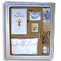 Girsl First Communion Gift Sets