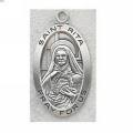 St. Rita Medal in Sterling Silver