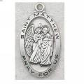 St. Matthew Medal in Sterling Silver