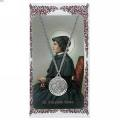 St. Elizabeth Ann Seton Pendant and Prayer Card Set