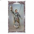 St. Joan of Arc Pendant and Prayer Card Set