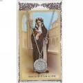 St. Rose of Lima Pendant and Prayer Card Set