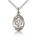 St. Alexander Sauli Charm - Sterling Silver (#84489)