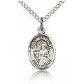 St. Matthew the Apostle Charm - Sterling Silver (#84681)