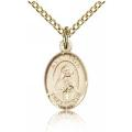 St. Rita of Cascia Charm - Gold Filled (#84733)
