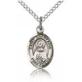 St. Anastasia Charm - Sterling Silver (#85041)