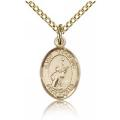 St. Tarcisius Charm - Gold Filled (#85143)