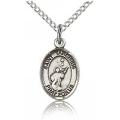 St. Tarcisius Charm - Sterling Silver (#85145)