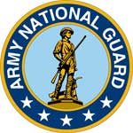 National Guard Saint Medals