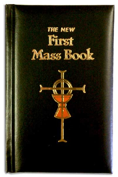 Marian Children' S Mass Book by Theola Sister Mary