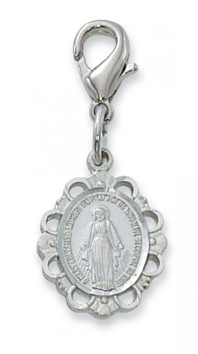 Miraculous Medal Clipable
