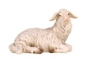 Sheep Lying - Italian Hand Carved - Pema