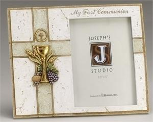 First Holy Communion Frame with Chalice
