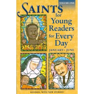 Saints for Young Readers for Every Day - Vol. 1
