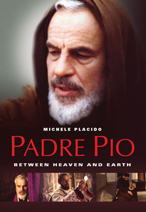 Padre Pio: Between Heaven and Earth - DVD