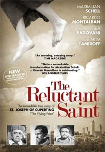 The Reluctant Saint DVD