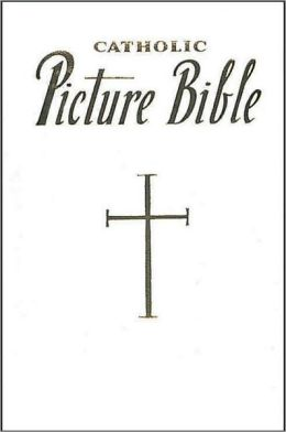 Catholic Picture Bible - White - Imprintable