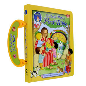 A Catholic Baby's First Bible (#70107)