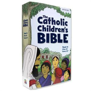 Good News Catholic Children's Bible - GNT