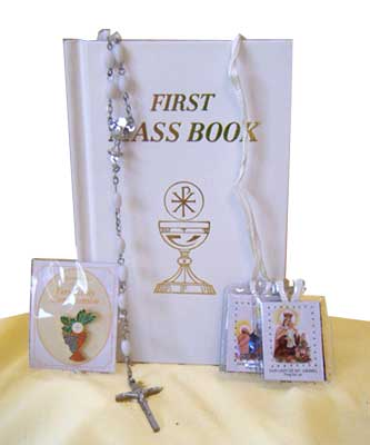 Economy Girls First Communion Gift Set
