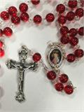 Divine Mercy Locket Rosary