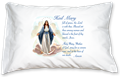 Hail Mary Prayer Pillowcase