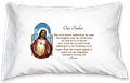 Our Father Prayer Pillowcase