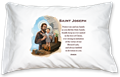 St Joseph Prayer Pillowcase