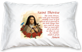 St Therese Prayer Pillowcase