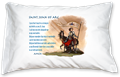 St Joan of Arc Prayer Pillowcase
