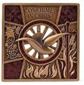 Confirmation Wall Plaque with Bronze Finish
