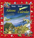 Advent Calendar with Minibook Stories