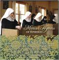 Marian Hymns of Ephesus, CD Back