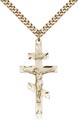 Gold Filled St. Andrew Necklace #86925