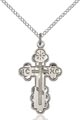 Sterling Silver St. Olga Necklace #86964