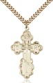 Gold Filled St. Olga Necklace #86969