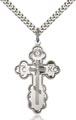 Sterling Silver St. Olga Necklace #86972