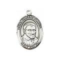 Saint Vincent de Paul Sterling Silver Medal