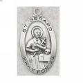St. Gerard Medal in Sterling Silver_1