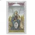 St. Anne Pendant and Prayer Card Set