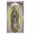 Our Lady of Guadalupe Pendant and Prayer Card Set